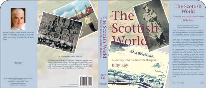 The Scottish World Banner | Billy Kay | Odyssey Productions